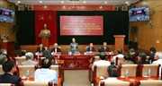 Trưởng Ban Dân vận Trung ương tiếp Đoàn đại biểu Ủy ban Đoàn kết Công giáo Việt Nam