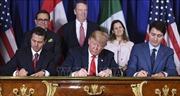 Mỹ, Canada và Mexico chính thức ký USMCA