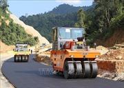 Kiểm tra dự án đường bộ cao tốc 7.699 tỷ đồng đoạn Cam Lộ - La Sơn