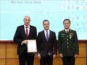 Trao tặng phần thưởng của Nhà nước Nga cho Trung tâm Nhiệt đới Việt - Nga