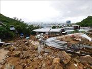 Áp thấp nhiệt đới gây mưa lớn kéo dài tại Nha Trang khiến 12 người chết