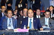 Thủ tướng Nguyễn Xuân Phúc khẳng định ủng hộ 'Chính sách Hướng Nam mới' của Hàn Quốc