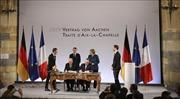 Đức và Pháp ký hiệp ước hữu nghị mới