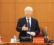 Tổng Bí thư, Chủ tịch nước chúc mừng 50 năm quan hệ ngoại giao Việt Nam - Thụy Điển