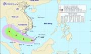 Mưa to do bão số 1, các hồ chứa tại Ninh Thuận đã đầy nước