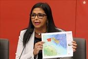 Venezuela tung bằng chứng tàu ExxonMobil xâm phạm lãnh hải