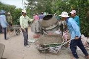 Xử lý gần 96% nợ đọng xây dựng cơ bản nông thôn mới