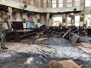 Hai phần tử IS kích hoạt đai bom liều chết tại nhà thờ Philippines