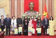 Phó Chủ tịch nước gặp mặt tri ân những tấm lòng vàng