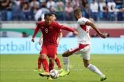 Asian Cup 2019: Thầy Park 'thở phào' với chấn thương của Trọng Hoàng