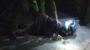 Ném lựu đạn vào lực lượng công an khi bị phát hiện vận chuyển ma túy