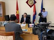 Truyền hình Campuchia phỏng vấn độc quyền Đại sứ Việt Nam