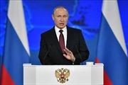 Tổng thống Nga đọc Thông điệp liên bang năm 2019