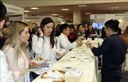Giới thiệu ẩm thực Việt tại Hội chợ Du lịch Quốc tế Moskva