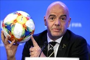 FIFA đề xuất mở rộng lên 48 đội tuyển tham dự World Cup 2022