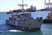 Tàu chiến NATO đến Ukraine tham gia tập trận hải quân
