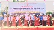Khởi công xây dựng Khu tưởng niệm Thanh niên xung phong C283 ở Quảng Bình