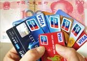 Nở rộ giao dịch không dùng tiền mặt tại Trung Quốc