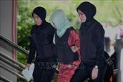 Thẩm phán Malaysia thông báo tội danh mới đối với nghi can Đoàn Thị Hương