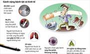Gánh nặng về bệnh tật và kinh tế từ hút thuốc lá