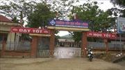 Án mạng tại trường học ở Thanh Hóa: Học sinh đã đi học bình thường