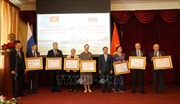 Việt Nam ghi nhận công lao của chuyên gia Nga trong công tác gìn giữ thi hài Chủ tịch Hồ Chí Minh