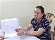 'Nữ quái' đang vận chuyển ma túy từ Sơn La về Hà Nội thì bị sa lưới