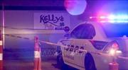 Xả súng tại quán rượu ở Mỹ, ít nhất 11 người thương vong