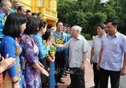 Công đoàn Việt Nam: Chỗ dựa vững chắc cho người lao động trên cả nước