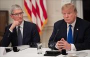 Tổng thống Mỹ sẽ hỗ trợ Apple trong cuộc đua với Samsung