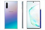 Samsung dự kiến sẽ bán được 9,7 triệu điện thoại Galaxy Note 10 trong năm nay
