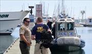 FBI khám xét nhiều địa điểm liên quan tới vụ cháy tàu ngoài khơi California