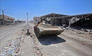Syria triển khai thêm quân tới khu vực giáp Cao nguyên Golan