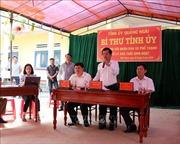 Bí thư Tỉnh ủy Quảng Ngãi đối thoại với người dân về dự án Nhà máy MD