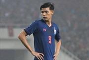 Vòng loại World Cup 2022: Thái Lan 'cắm' Supachai trên hàng công khi đối đầu Việt Nam