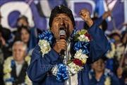 Cử tri Bolivia bầu tổng thống mới