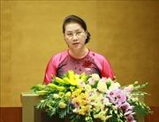 Bài phát biểu của Chủ tịch Quốc hội Nguyễn Thị Kim Ngân khai mạc Kỳ họp thứ 8