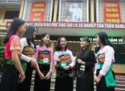 Tuyên dương 120 học sinh, sinh viên, thanh niên dân tộc thiểu số