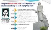 Đồng chí Hoàng Văn Thụ - Một lãnh đạo tiền bối tiêu biểu của Đảng