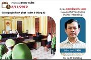 Tuyên y án 18 tháng tù đối với Nguyễn Hữu Linh