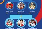 Những niềm hy vọng vàng của thể thao Việt Nam tại SEA Games 30