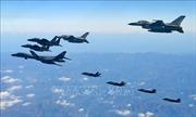 Hàn - Mỹ hoãn tập trận không quân 'để cho hòa bình một cơ hội'
