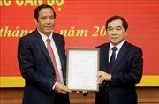 Trao Quyết định chuẩn y Phó Bí thư Tỉnh ủy Thái Bình