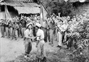 Những chặng đường hữu nghị và vinh quang - Bài 1: Biểu tượng của tình đoàn kết đặc biệt Việt - Lào