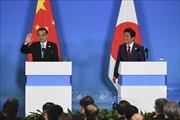 Nhật Bản và Trung Quốc nhất trí mở ra một kỷ nguyên mới