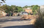 Một người đàn ông bị thiêu cháy, tử vong giữa đường tại Bình Phước