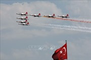 Anh hỗ trợ Thổ Nhĩ Kỳ thay thế dàn chiến đấu cơ F-16