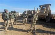 Căn cứ Mỹ tại Iraq bị bắn rocket