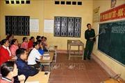 Lớp học xóa mù đặc biệt nơi vùng cao biên giới