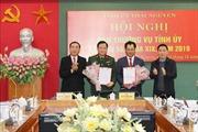 Thái Nguyên công bố quyết định nhân sự của Ban Bí thư Trung ương Đảng